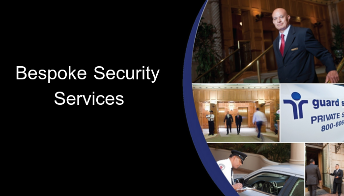 bespoke security services