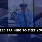 customized security training