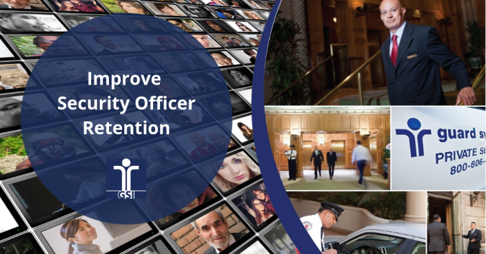 Reduce security officer turnover