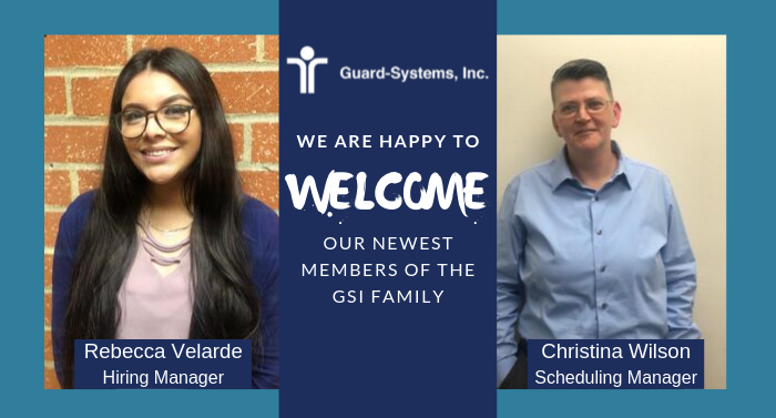 GSI Welcomes Rebecca Velarde and Christina Wilson