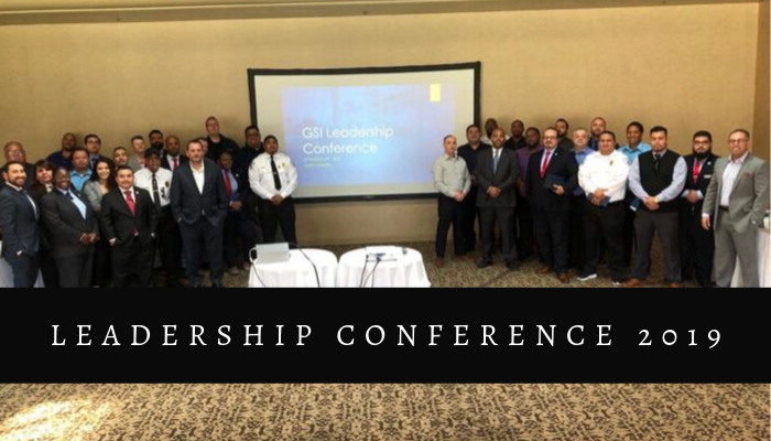 leadership conference 2019