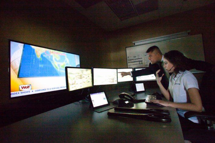 GSI command center
