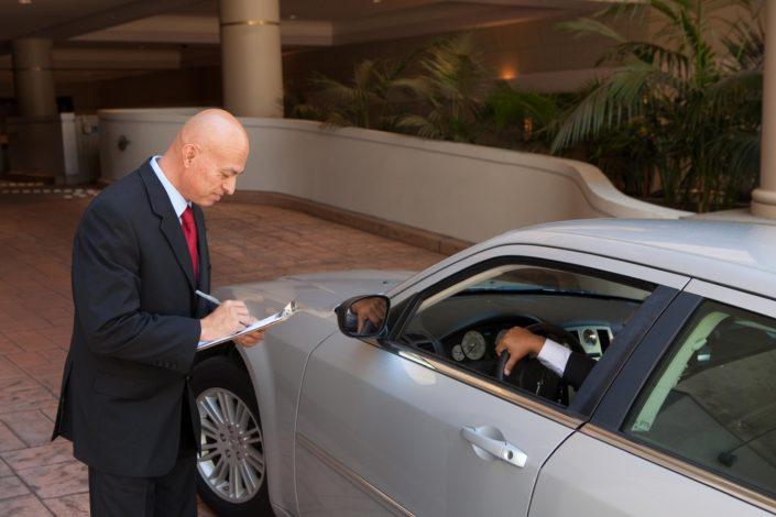 GSI guard registering guest