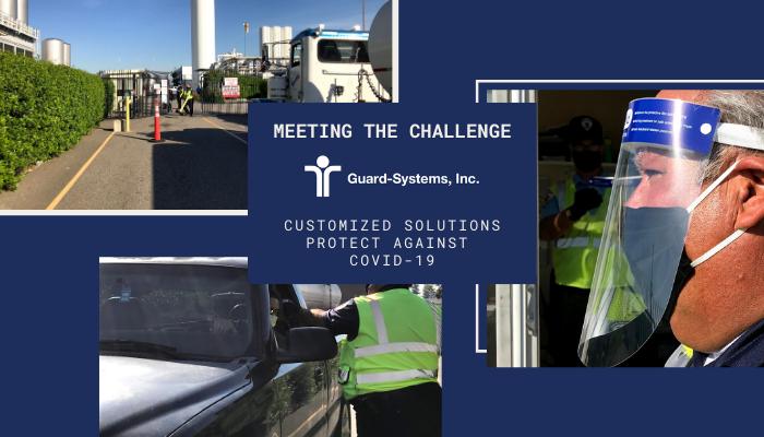 Meeting COVID-19 Challenge